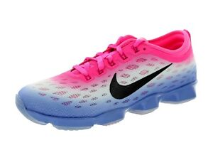 huge discount 2eb28 7ca2c Image is loading NIB-NIKE-ZOOM-FIT-AGILITY-RUNNING-TRAINING-SHOES-