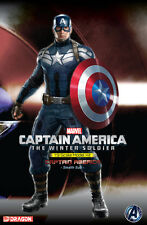 Dragon Models MARVEL 1/9 Scale Captain America Winter Soldier Stealth Suit