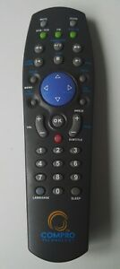 Details About TESTED AUTHENTIC RARE COMPRO TECHNOLOGY VIDEOMATE REMOTE CONTROL DVD VCD PVR TV