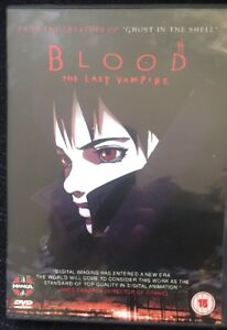 Blood  The Last Vampire DVD 2009 - Kingston, Surrey, United Kingdom - Blood  The Last Vampire DVD 2009 - Kingston, Surrey, United Kingdom