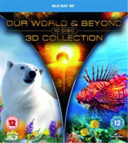Our-World-and-Beyond-Collection-UK-IMPORT-Blu-ray-NEW
