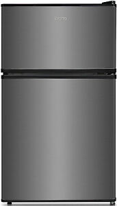 NEW-Esatto-EBF91S-91L-2-Door-Bar-Fridge