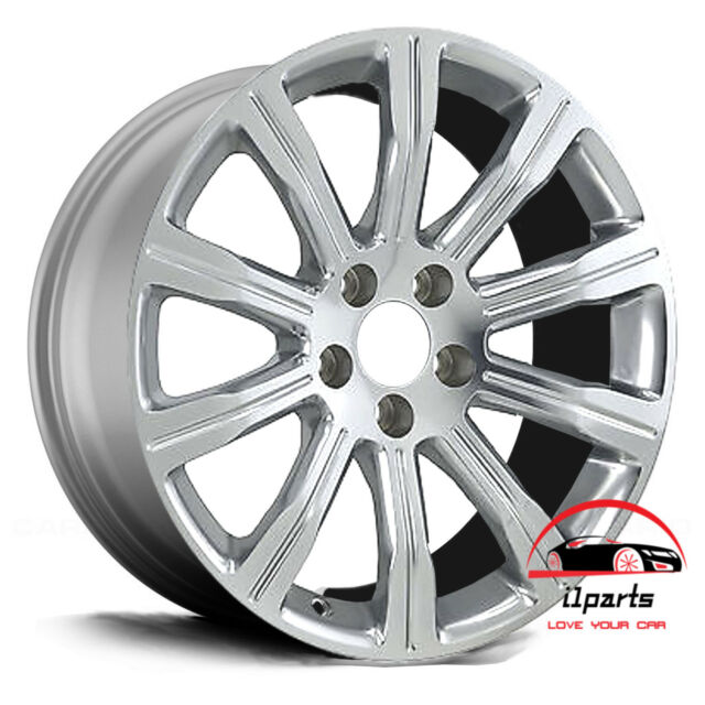 18 Inch Cadillac ATS Coupe 2015-18 18x8 Polished Front OEM