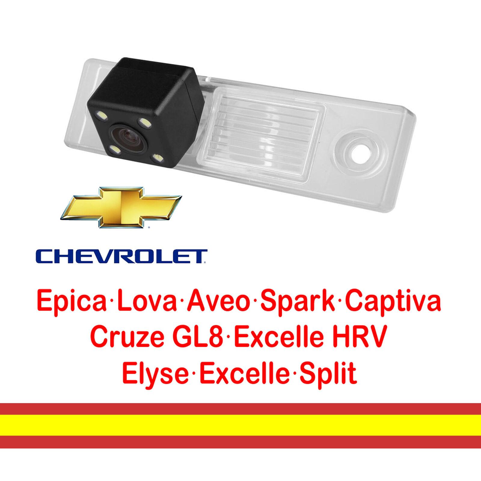 s l1600 - Camara para modelos Chevrolet Aparcamiento Vision trasera 160 grados