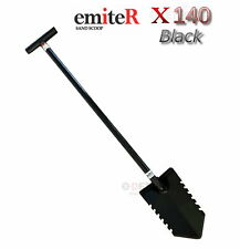 spaceshop Pala Professionale Acciaio Emiter X140 Sand Scoop Metal Detector Alta qualit/à