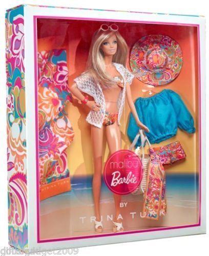 Barbie Gold Label Malibu  By TRINA TURK  – NEW & Sealed Mint Condition