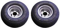 18.5x8.50-8 (215/60-8) Triton Snowmobile Trailer Tire / Wheel Assembly - Pair