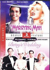 MARRYING MAN / BETSY'S WEDDING - DOUBLE FEATURE - NEW!!