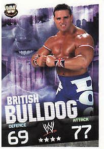 Jimmy Snuka Legend Card WWE Slam Attax Evolution