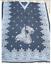 miniature 462 - Kaftan Dress Caftan Beach Cover Boho Gown Hippie Beach Women Plus Size Tunic Top