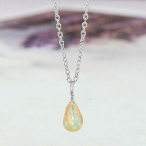 Ethiopian-Opal-Women-Necklace-925-Sterling-Silver-Handmade-Natural-Gemstone-18-034