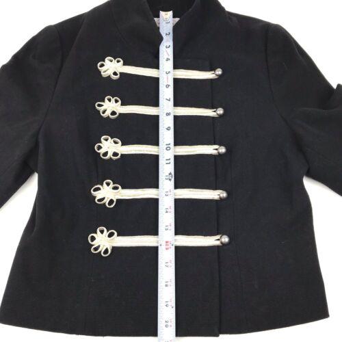 Veste YorkMsrp325 ajustée Aka Cond noire Taille l'amiral Excellent L de New BCeodx