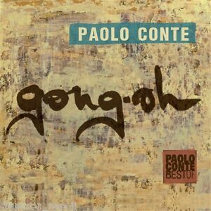 "Paolo Conte: Gong-Oh ""The Best Of "" - CD"