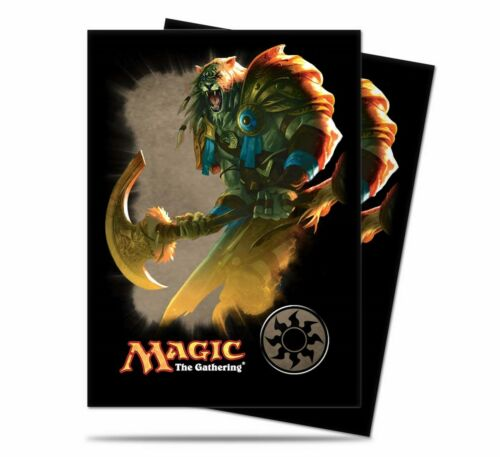 80 Sleeves Ultra Pro Magic MANA 4 PLANESWALKER AJANI Bustine Protettive Buste