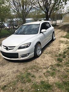 2007 Mazda MAZDASPEED 3