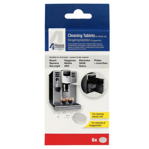 research.unir.net Home & Garden Appliances 6 x Cleaning Tablets ...