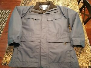 681a49f6c36 LL Bean Maine Warden s 3-in-1 Parka with Gore-Tex Mens Large L Reg ...