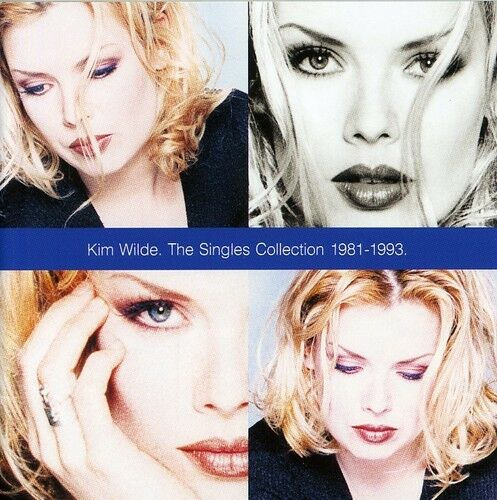 Kim Wilde - Single Collection 1981-1993 [New CD] Germany - Import