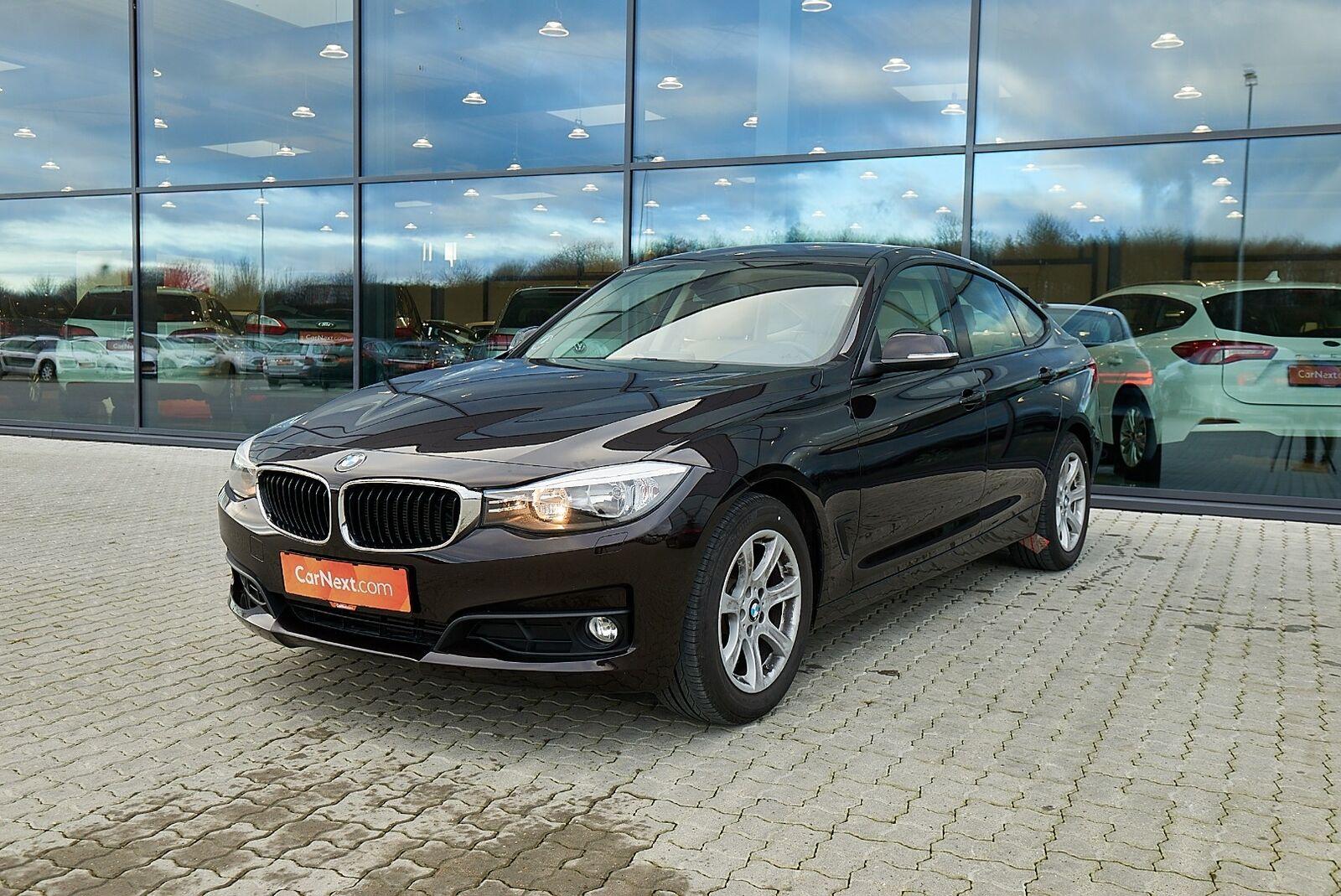 BMW 320d 2,0 Gran Turismo aut. 5d - 269.900 kr.