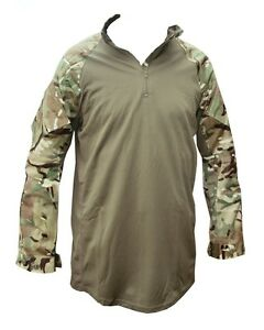 MTP-CAMOUFLAGE-UNDER-BODY-ARMOUR-COMBAT-SHIRT-UBAC-GREEN-NEW