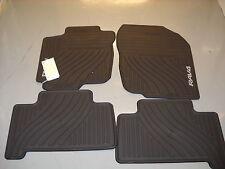 2006 - 2012 Toyota Rav 4,  All Weather Mats, 4Pcs, OEM,   PT908-42110-20
