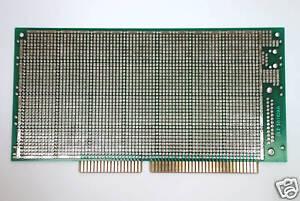 1x-FR4-PCB-board-Double-side-KT-1811DXA-207x103x1-6mm-2-54mm-49x2p-PCAT-Slot-98P