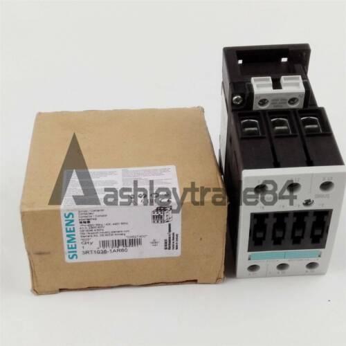 1PC Brand New in box Siemens 3RT1 036-1AR60 Siemens Time Relay 3RT1036-1AR60
