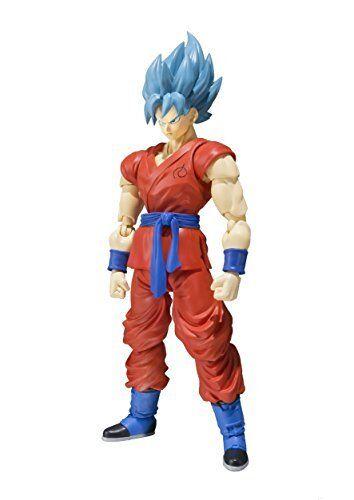 S.H.Figuarts - Dragon Ball Z Super Saiyan God SS Goku Action Figure