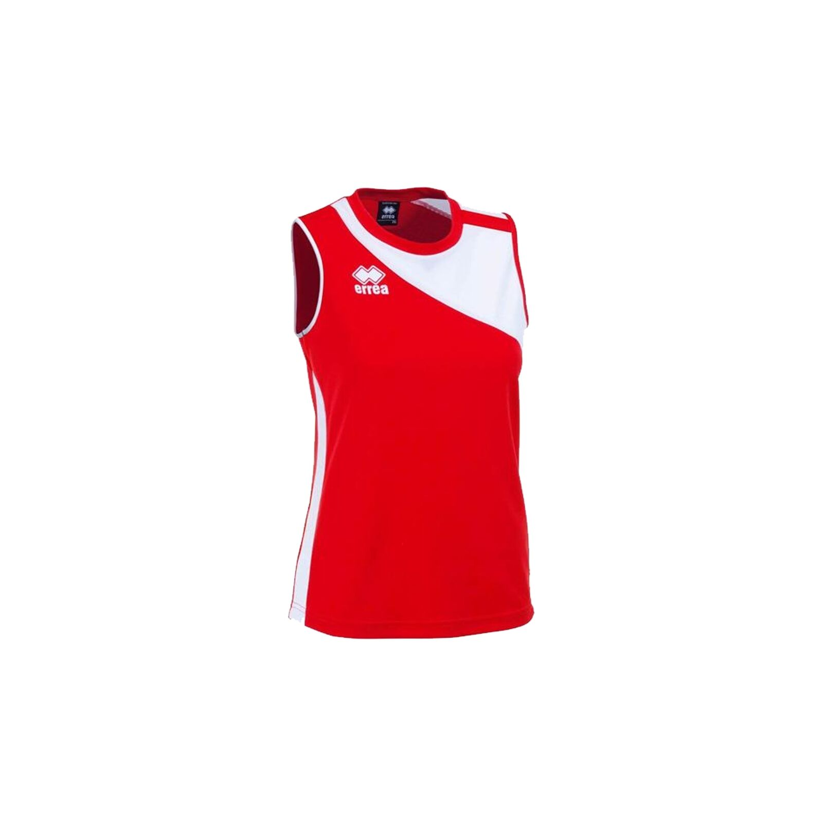 ERREA AMAZON WOMENS VOLLEYBALL VESTS - RED WHITE - XS - SET OF 12