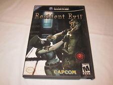 Resident Evil (Nintendo GameCube) Original Release Game Complete Excellent!