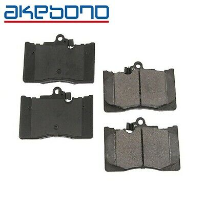 For Lexus GS350 GS450h IS300 IS350 RC300 Front Disc Brake Pads Akebono ProACT