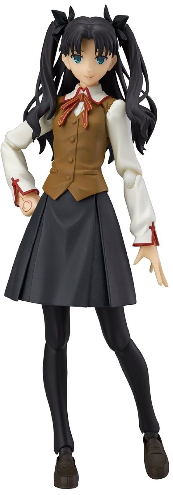 Max Factory figma Fate/Stay Night Unlimited Blade Works Rin Tohsaka 2.0 Figure