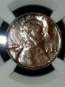 1982-Lincoln-cent-penny-LG-DT-BRONZE-1C-MINT-ERROR-Obverse-Struck-Thru-Capped