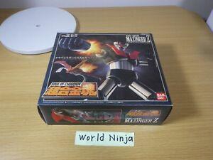 Used Mazinger: GX-01R Mazinger Z Renewal Version Soul of Chogokin gx-01 r japan