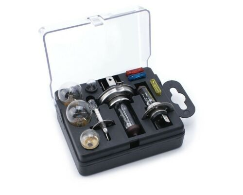 Travel Emergency Spare Bulb Fuse Kit Box Toyota Yaris 2012-2018