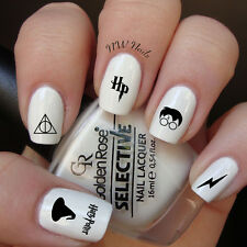 Harry Potter Nail Art Waterslide Decals *Salon Quality