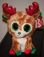 Ty Beanie Boos ALPINE the REINDEER Baby NEW 2013 Toys