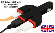 iphone 6S Car Charger 3 port car USB charger for cigarette lighter