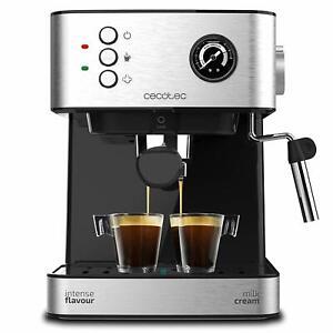 Cecotec Power Espresso Professionale Cafetera Express para Espresso y Capuccino