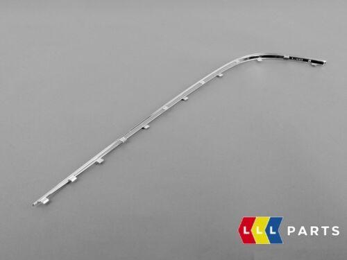 NEW GENUINE MERCEDES MB E W211 REAR BUMPER MOULDING CHROME TRIM LEFT N//S