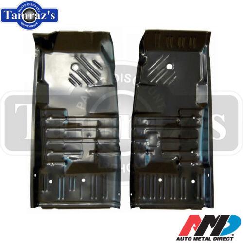AMD Tooling RH Side 66-70 Mopar B Body Interior Floor Pan Half