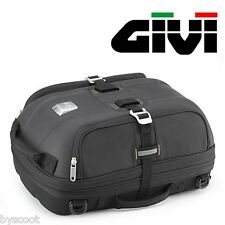 Sacoche de selle GIVI MT502 Metro-T 30l sac à dos rangement extensible moto NEUF