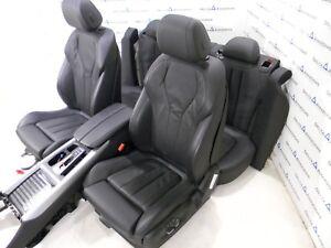 BMW-F15-x5-Interni-IN-Pelle-Sedili-Sportivi-Posti-Pelle-Dakota-Nero