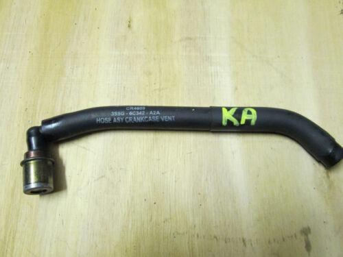 Ford Ka 1.3 Gasolina Regulador de emisión del cárter 2003 MANGUERA DE TUBERÍA RESPIRADERO