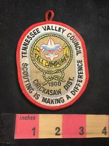 Tennessee-Valley-Council-Chickasaw-District-BSA-Boy-Scouts-Patch-80XE