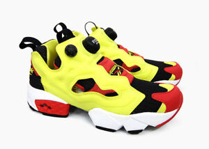 e37b4676d39e Image is loading Reebok-Instapump-Fury-Og-Retro-Black-Green-Lifestyle-