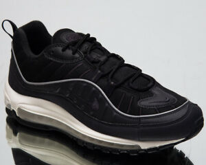 Nike Air Max 98 Men's New Oil Grey Black Casual Lifestyle
