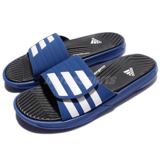 adidas Izamo CF Blue White Men Sandal Slide Slippers S77988