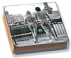 'Cheeky' Brits Jeu de Dessous De Verres de 4 (TI) kGxCprl7-08055415-104829474