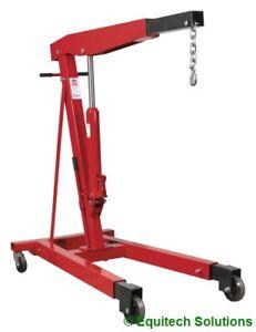 Sealey-Tools-PH30-3-Ton-3T-Engine-Crane-Hoist-Lift-Hydraulic-Garage-Workshop-New